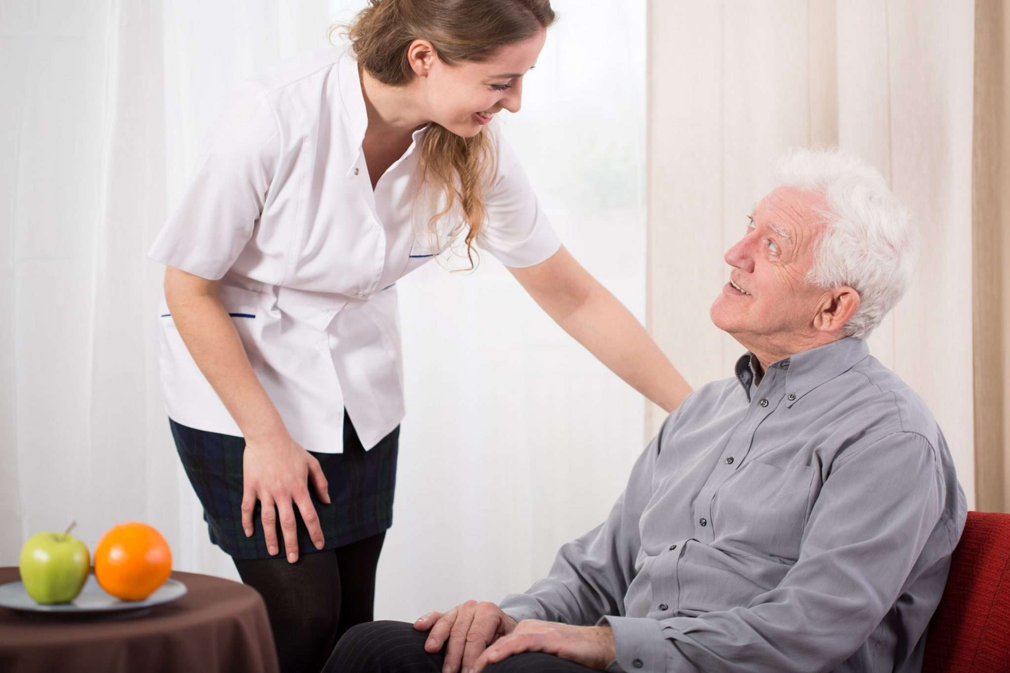 How Can a Caregiver Help?   Benefits of Having a Caregiver   Angels Senior Home Solutions   Lafayette, Indiana Senior Care   In-Home Senior Care